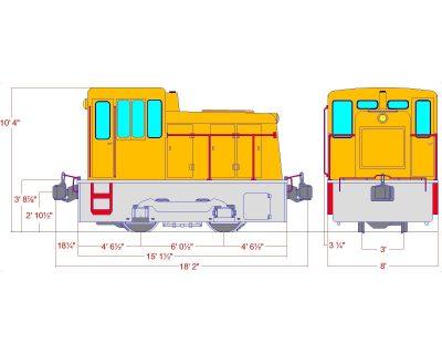 3 Foot Narrow Gauge locomotive - Sales, Restorations