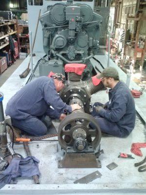 Heritage Railroad Diesel Locomotive Amp Equipment